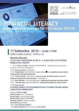 Financial Literacy Plenary Sept17 2015